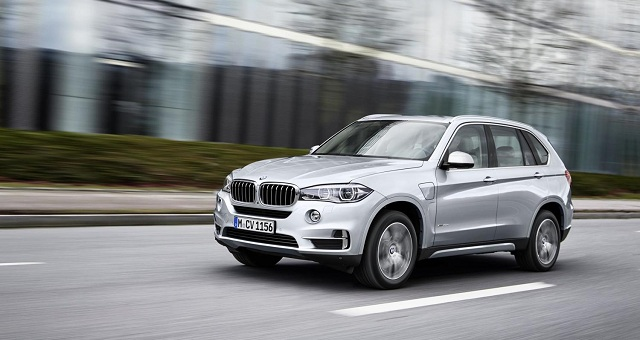 2018 BMW X5 redesign