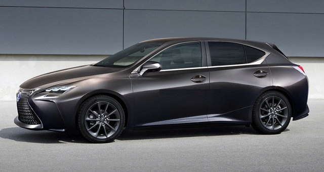 2018 Lexus Ct 200h Next Generation