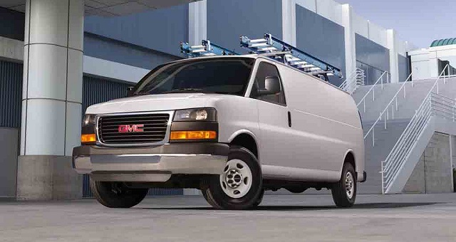New Savana Cargo van