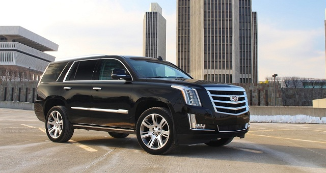 2018 Cadillac Escalade changes