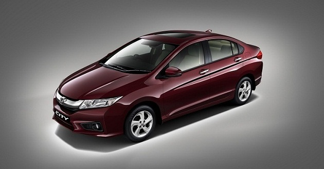 2018 Honda City Facelift