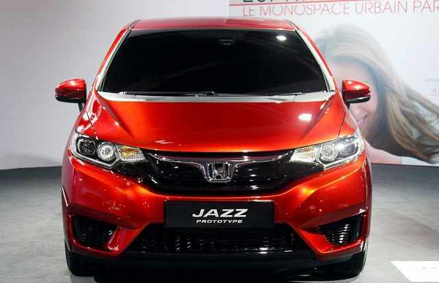 2018 Honda Jazz changes