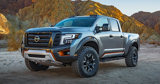 2018 nissan titan offers a number of versions 2018 2019 popular tech cars. Black Bedroom Furniture Sets. Home Design Ideas