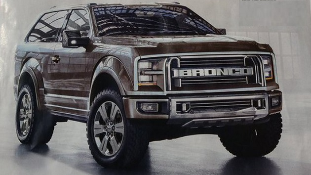 2020 Ford Bronco New Information About Return of Legend - 2018-2019 Popular Tech Cars