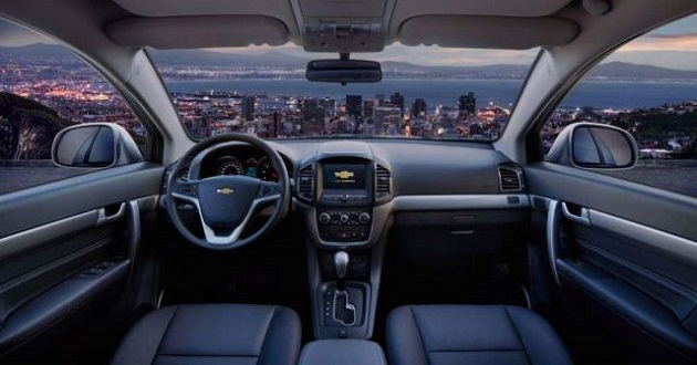 2018-Chevrolet-Captiva-interior