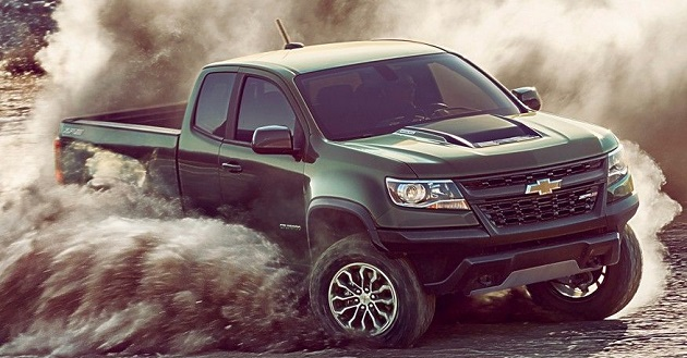 2018 Chevy Colorado ZR2