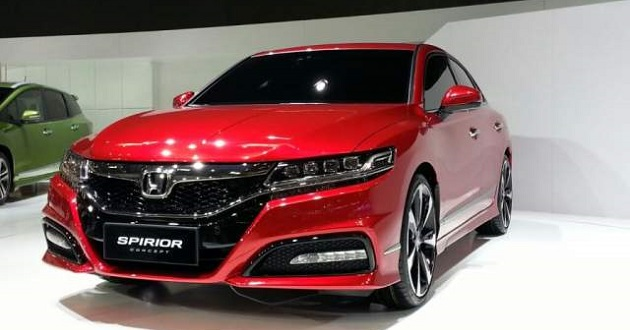 2018 Honda Accord Spirior