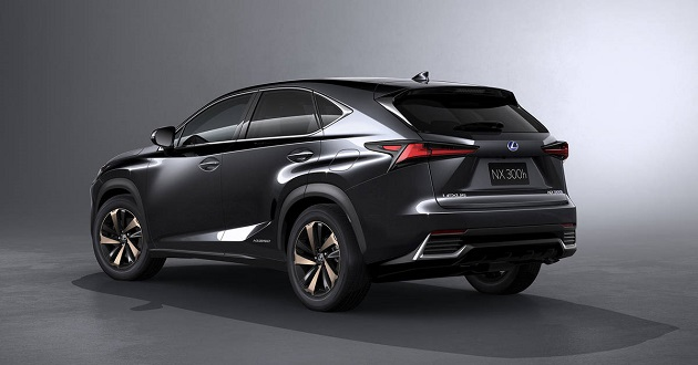 2018 lexus nx new model with big changes 2018 2019 popular tech cars. Black Bedroom Furniture Sets. Home Design Ideas