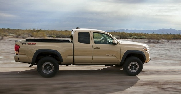 2018 Toyota Tacoma TRD Pro Changes