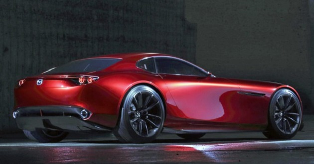 2020 Mazda RX-9 arrives in 2019